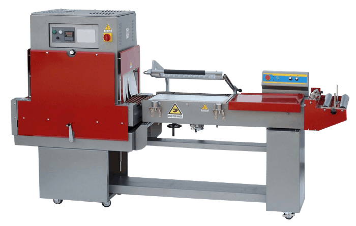 Semi Automatic Shrink Wrap Machines from Kempner